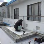沖縄県うるま市 個人宅 137万画素 AHD防犯カメラ 4台設置工事